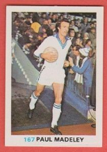 Leeds United Paul Madeley England